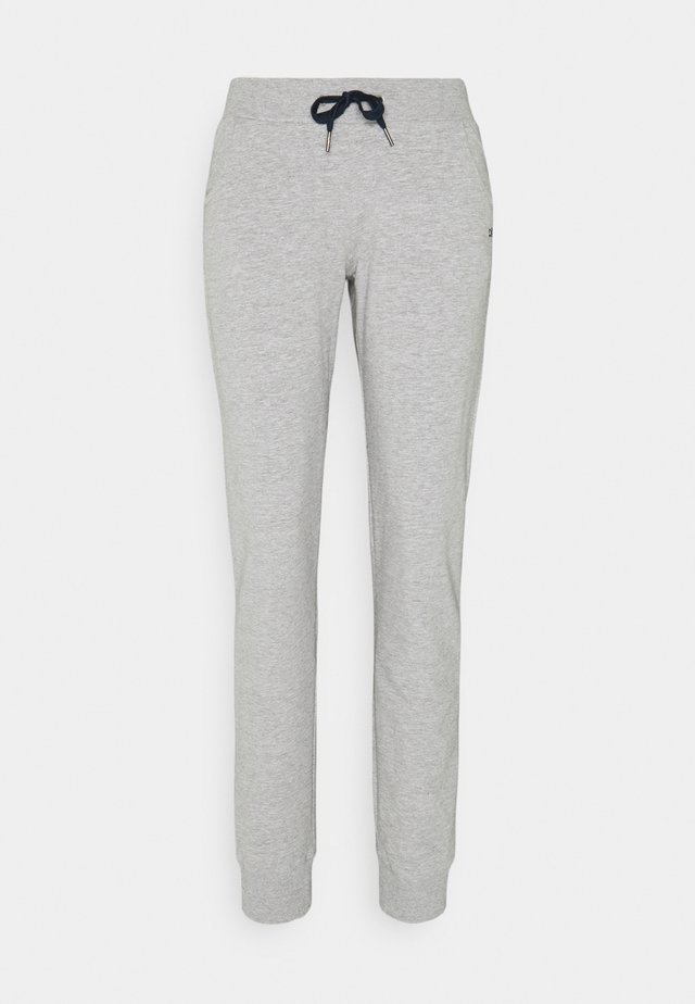 WOMAN LONG PANT - Trainingsbroek - grigio melange