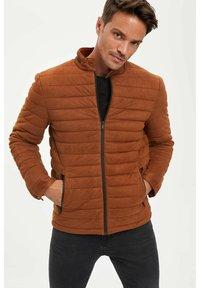 DeFacto - Light jacket - brown - 2