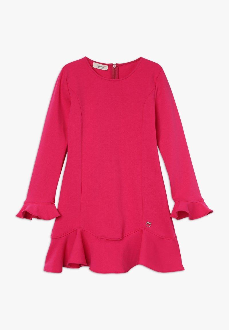 Pinko Up - DIRIGENTE ABITO PUNTO - Jersey dress - pink