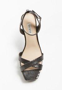 Guess - High heeled sandals - schwarz - 1