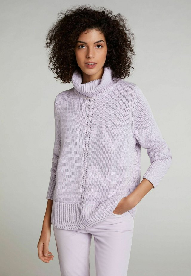 Pullover - orchid hush