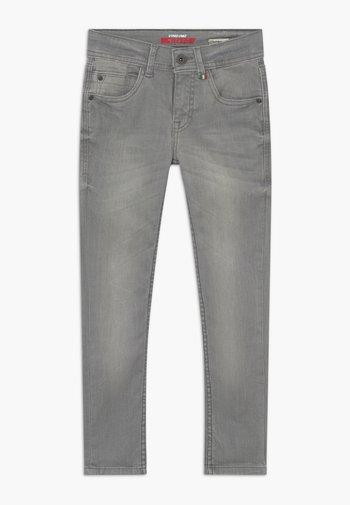 Skinny džíny - light grey