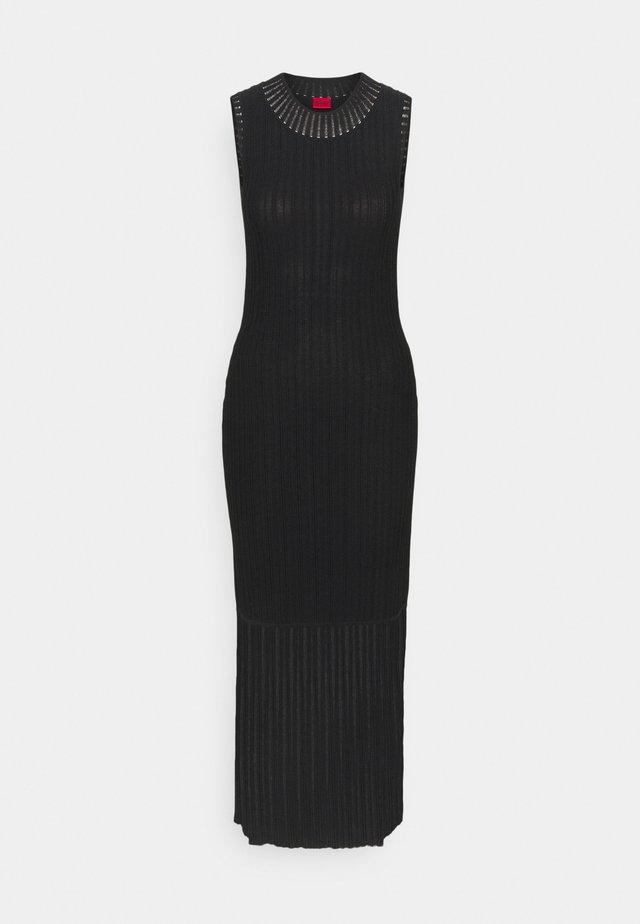 SHOMARY - Dirndl - black