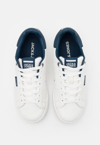 Jack & Jones Junior - JRBANNA - Sneakers laag - majolica blue - 3