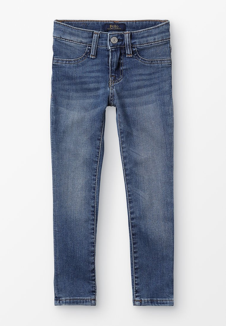 Polo Ralph Lauren - AUBRIE BOTTOMS - Slim fit jeans - lucinda wash