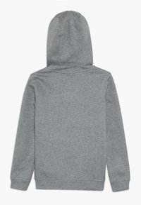 Nike Sportswear - HOODIE CLUB - Bluza z kapturem - carbon heather/white - 1