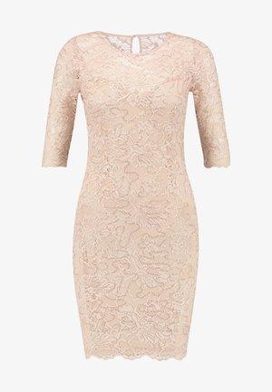 BONNIE DRESS - Cocktail dress / Party dress - pink champagne