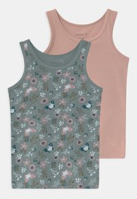 Name it - NMFTANK FLOWER 2 PACK - Tílko - pale mauve - 0