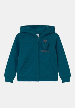 FULL ZIP POO  - veste en sweat zippée - seaport