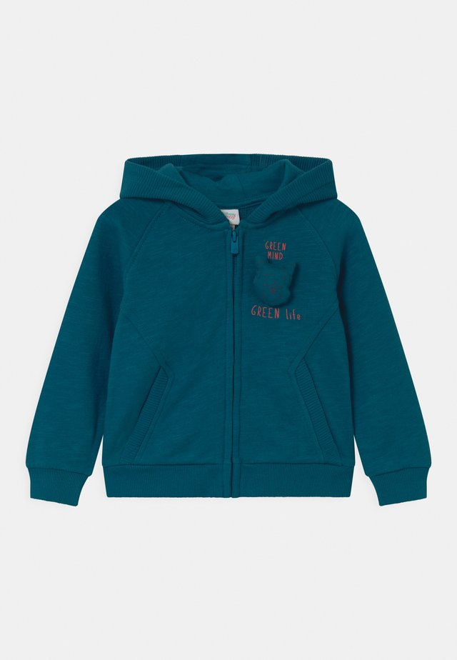 FULL ZIP POO  - Mikina na zip - seaport