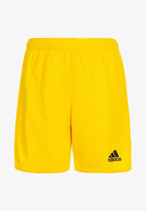 PARMA PRIMEGREEN FOOTBALL 1/4 SHORTS - Korte broeken - yellow