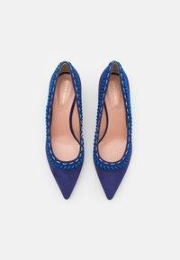 Alberta Ferretti - Classic heels - blue - 4