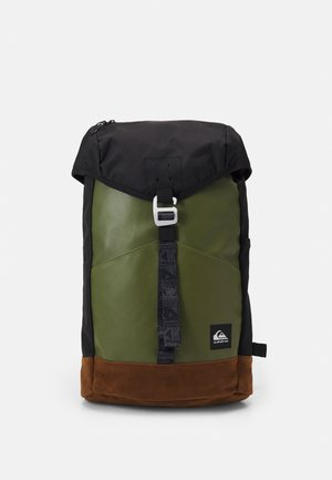 GLENWOOD BACKPA M  - Rucksack - olive branch