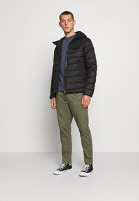 G-Star - ATTACC QUILTED JACKET - Light jacket - black - 1