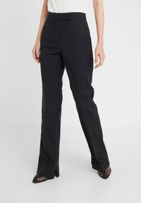 3.1 Phillip Lim - STRUCTURED PANT - Bukse - black - 0