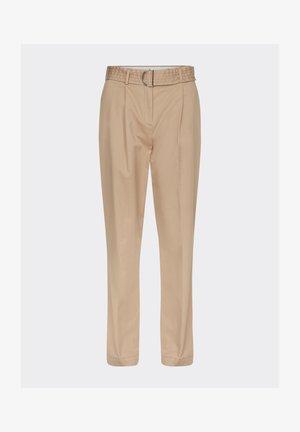 ESS PIMA - Kalhoty - beige