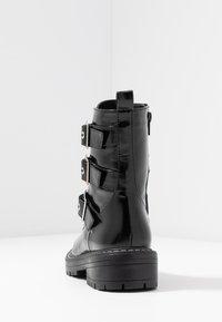 Head over Heels by Dune - PIERR - Cowboystøvletter - black - 5