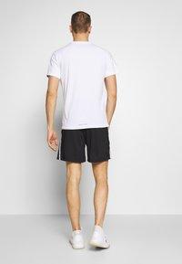 adidas Performance - MIX SHORT - Short de sport - black/white - 2