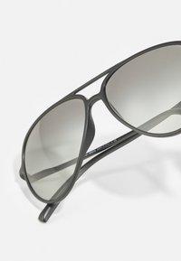 Giorgio Armani - Sunglasses - matte black - 4