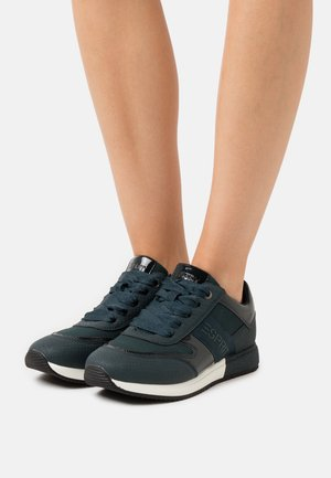 MALLORCA  - Sneakers basse - dark teal green