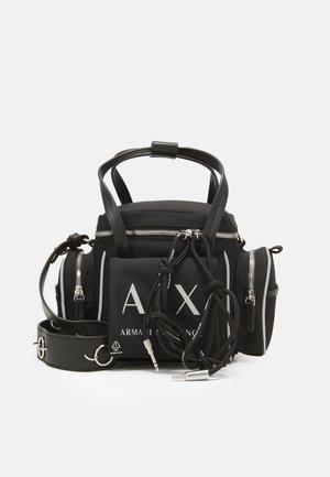 SHOULDER S - Handbag - nero