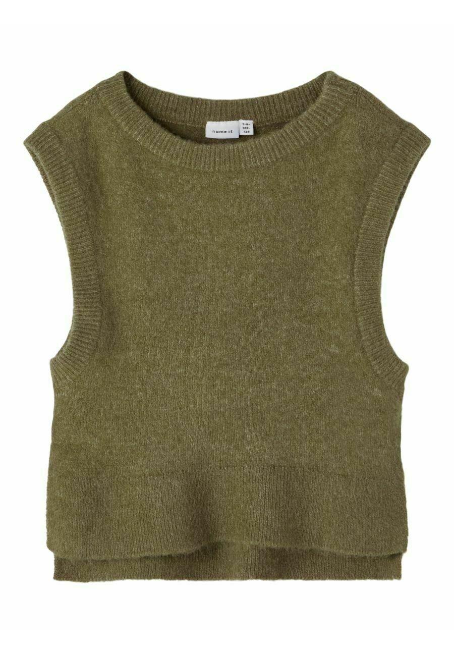 Kinder STRICK - T-Shirt basic