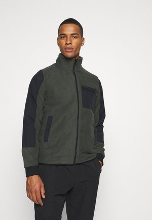 AKMAX - Fleece jacket - pine grove