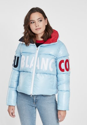 Down jacket - baby blue