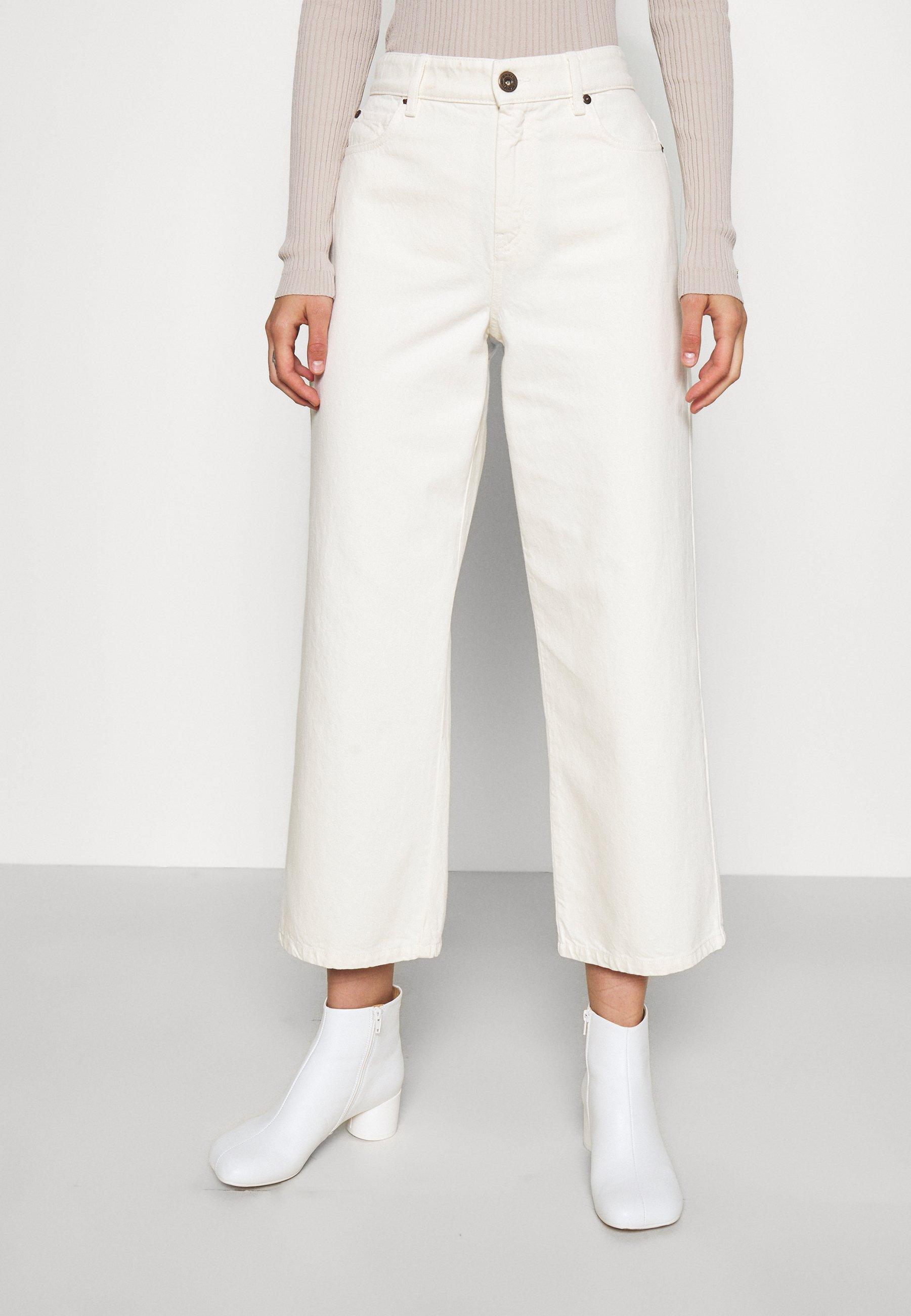 Damer GINETTA - Jeans Straight Leg