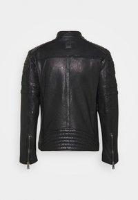 Freaky Nation - CRUISE ACTION - Leather jacket - black - 7