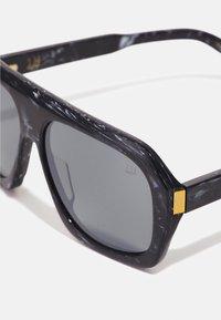 Dunhill - UNISEX - Solglasögon - black/silver-coloured - 5