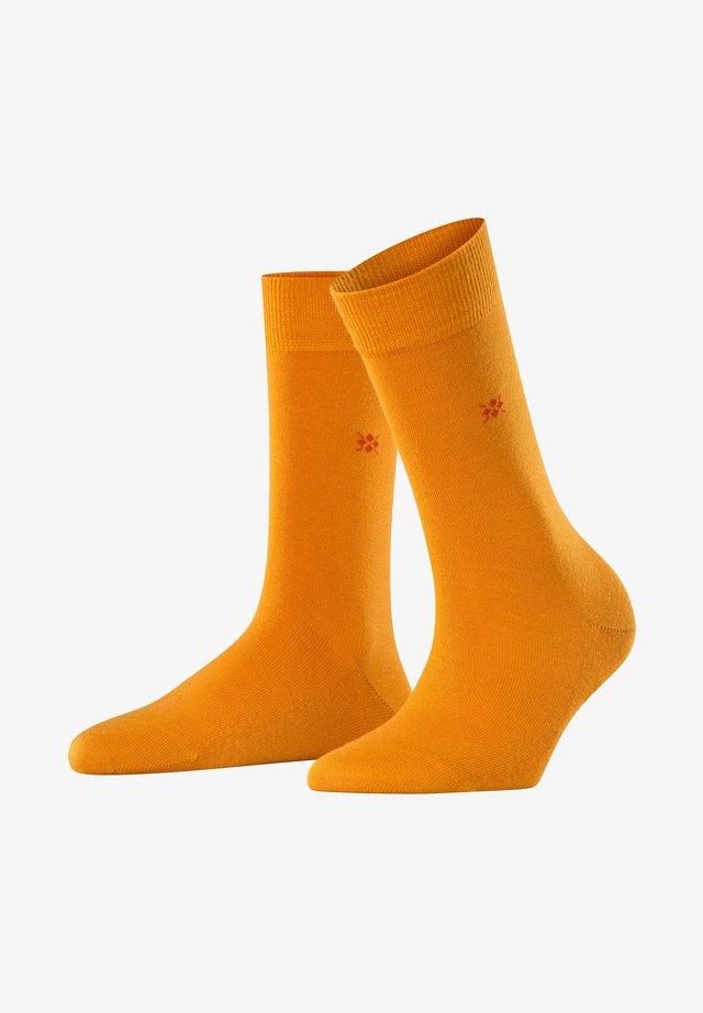 BLOOMSBURY  - Socks - amber