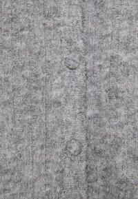 Moss Copenhagen - DEANNA CARDIGAN - Neuletakki - mottled grey - 2