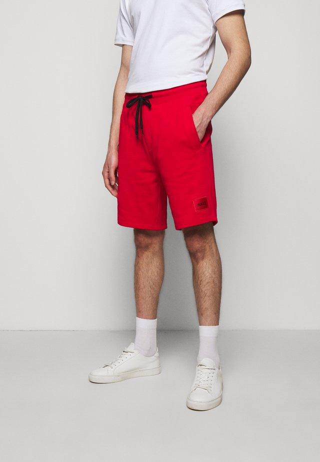 Teplákové kalhoty - open pink