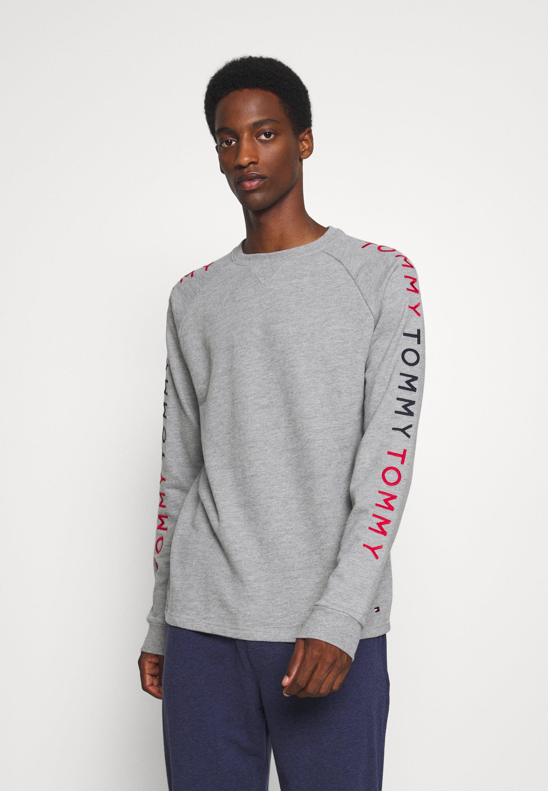 Men EMBROIDERY TRACK - Pyjama top