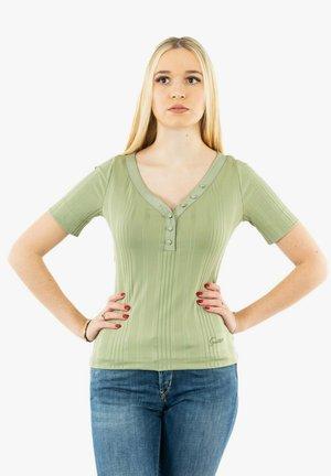 Print T-shirt - vert