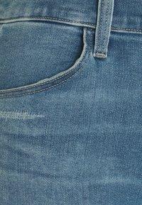 J Brand - ALANA HIGH RISE CROP - Jeans Skinny - joy destruct - 2