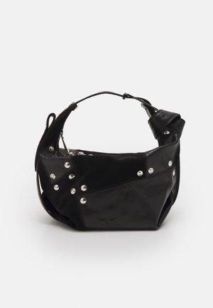 NEW BAG PATCHWO - Handväska - noir