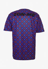 adidas Originals - T-shirts print - blue/purple - 1