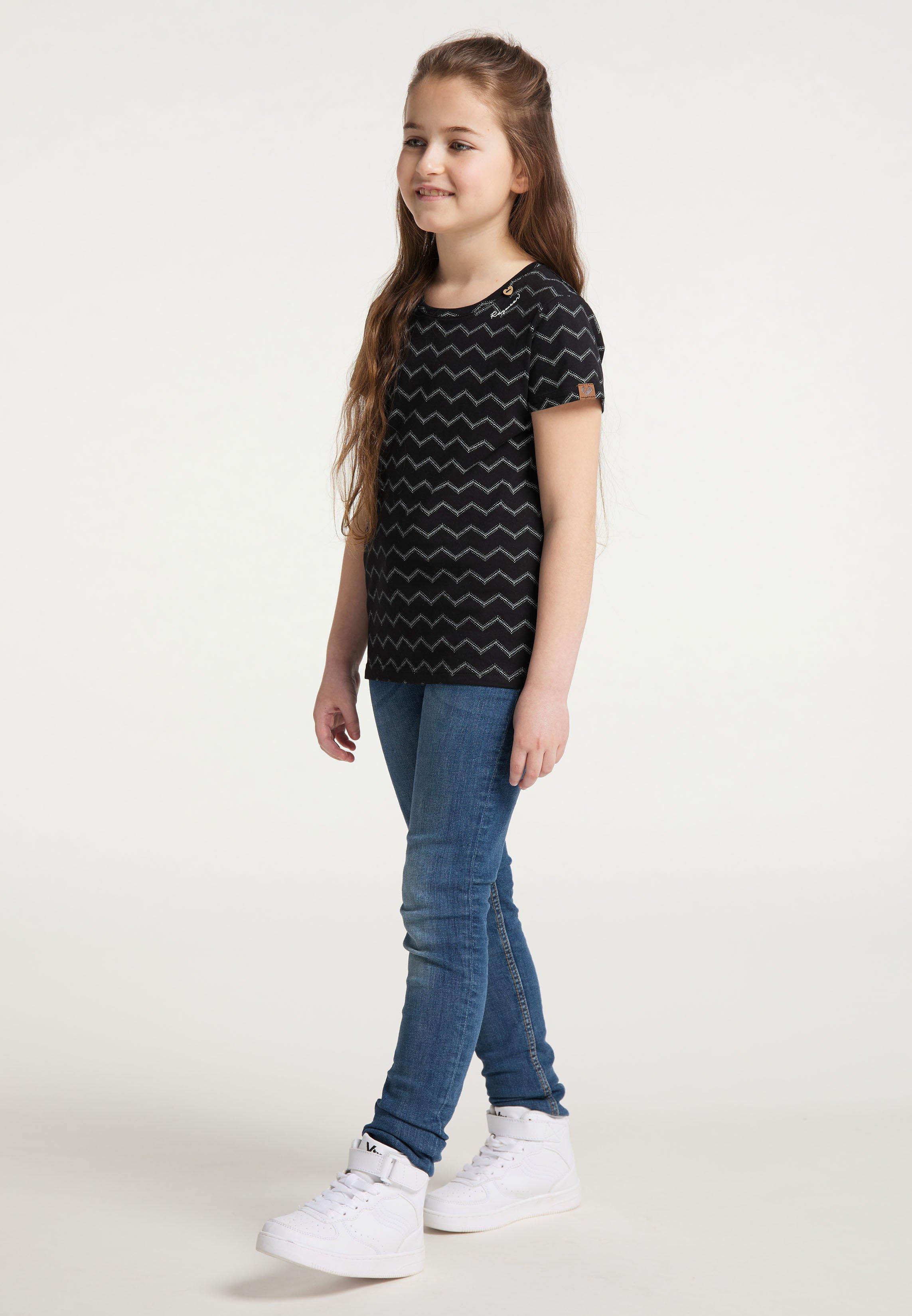 Kinder VIOLKA CHEVRON - T-Shirt print