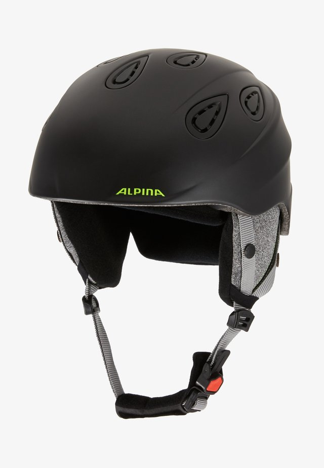 GRAP 2.0 - Casco - charcoal matt