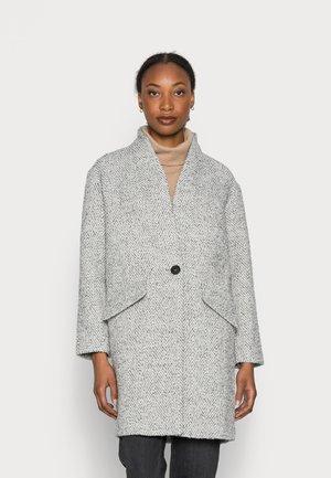 COAT - Classic coat - light grey
