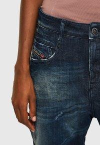 Diesel - FAYZA - Slim fit jeans - dark blue - 3