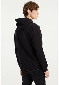 WE Fashion - Zip-up hoodie - black - 2