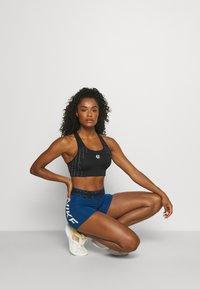 Nike Performance - Collants - court blue/black/white - 1