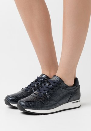 EFLIN - Baskets basses - navy