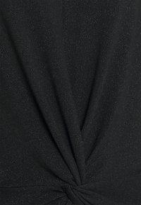 Opus - SUVENIA GLITTER - Topper langermet - black - 5