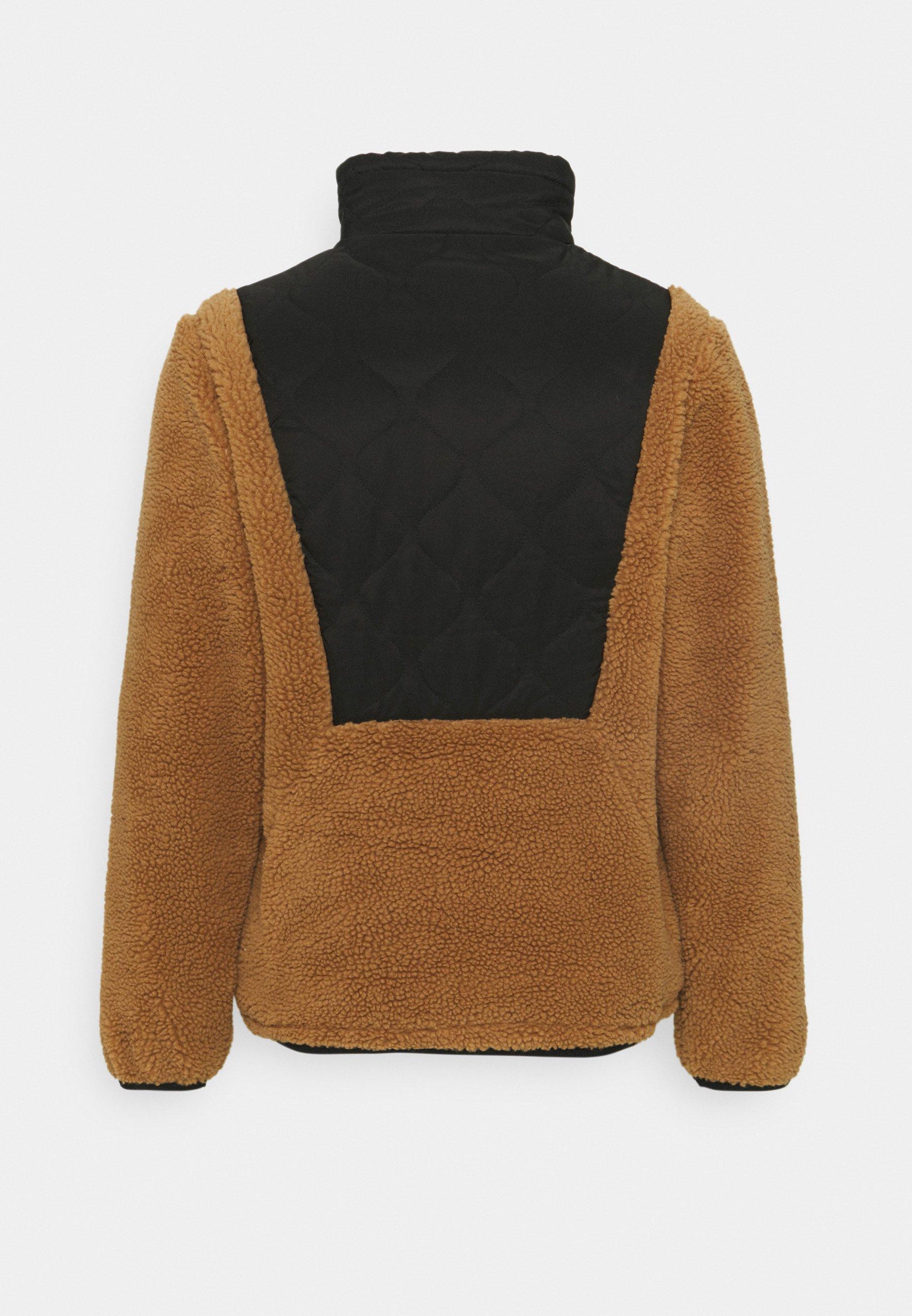 Women UNISEX QUILTED BLOCK WINDRUNNER - Light jacket
