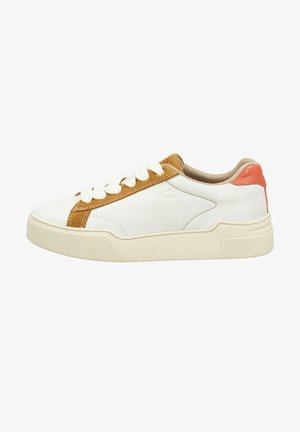 WIND - Trainers - white cognac