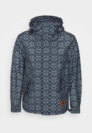 PACKABLE WINDBREAKER - Veste légère - blue